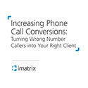 Increasing Phone Call Conversions