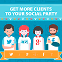 Get More Clients to Your Social Party