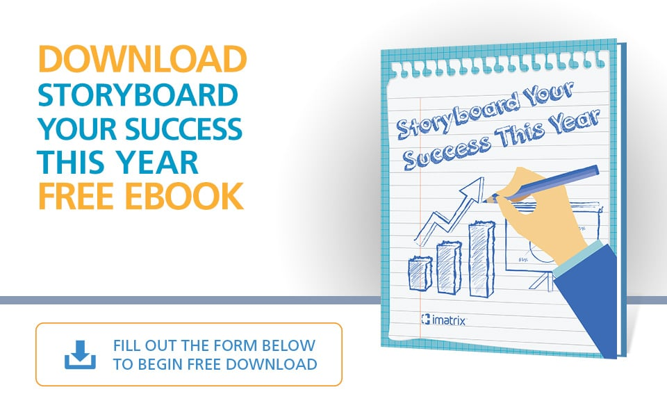 Storyboard Your Success This Year - E-Book