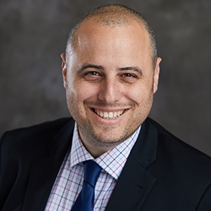 Justin Allen - Director of Account Development and Product Strategy