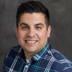 Mike Garcia - Marketing Manager
