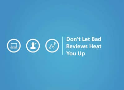 iMatrix Webinar - Don't Let Bad Reviews Heat You Up