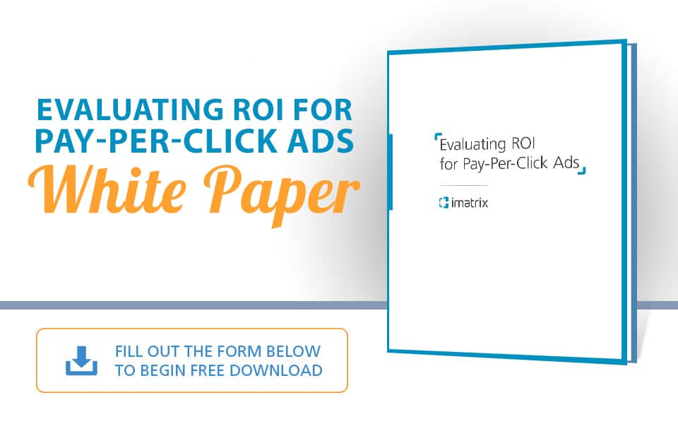 Evaluating ROI for Pay-Per-Click Ads - E-Book