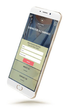 VetMatrix Mobile Website