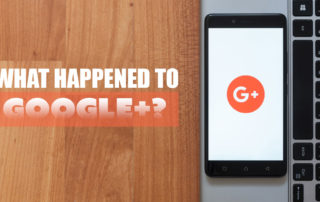 Google+ is dead as of August 2019