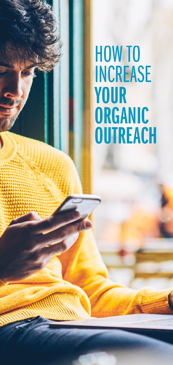 Learn how you can generate more organic traffic to your website and increase online engagement with your clients. #SEO #organicsearch