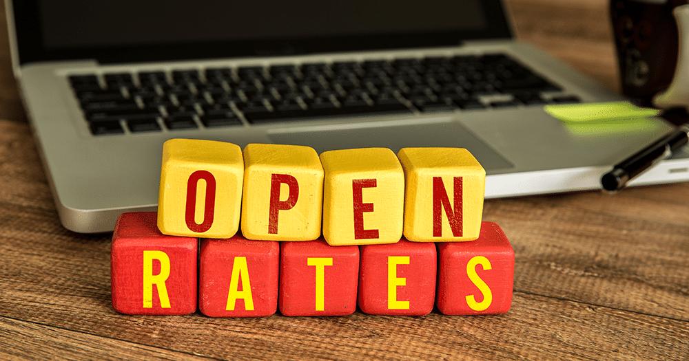Newsletter-Open-Rates