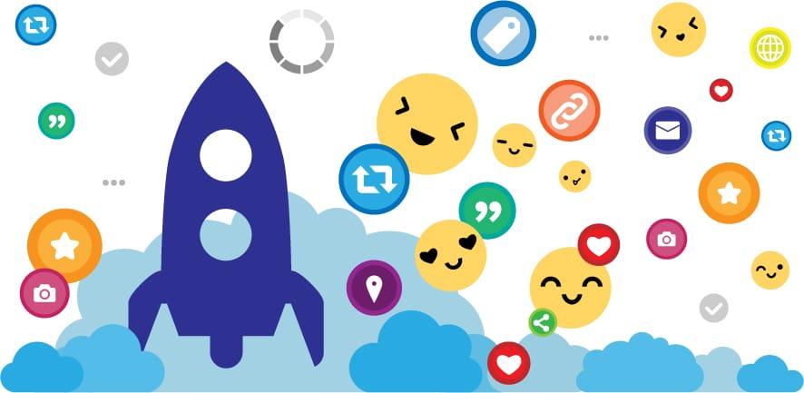 Rocket Emojis