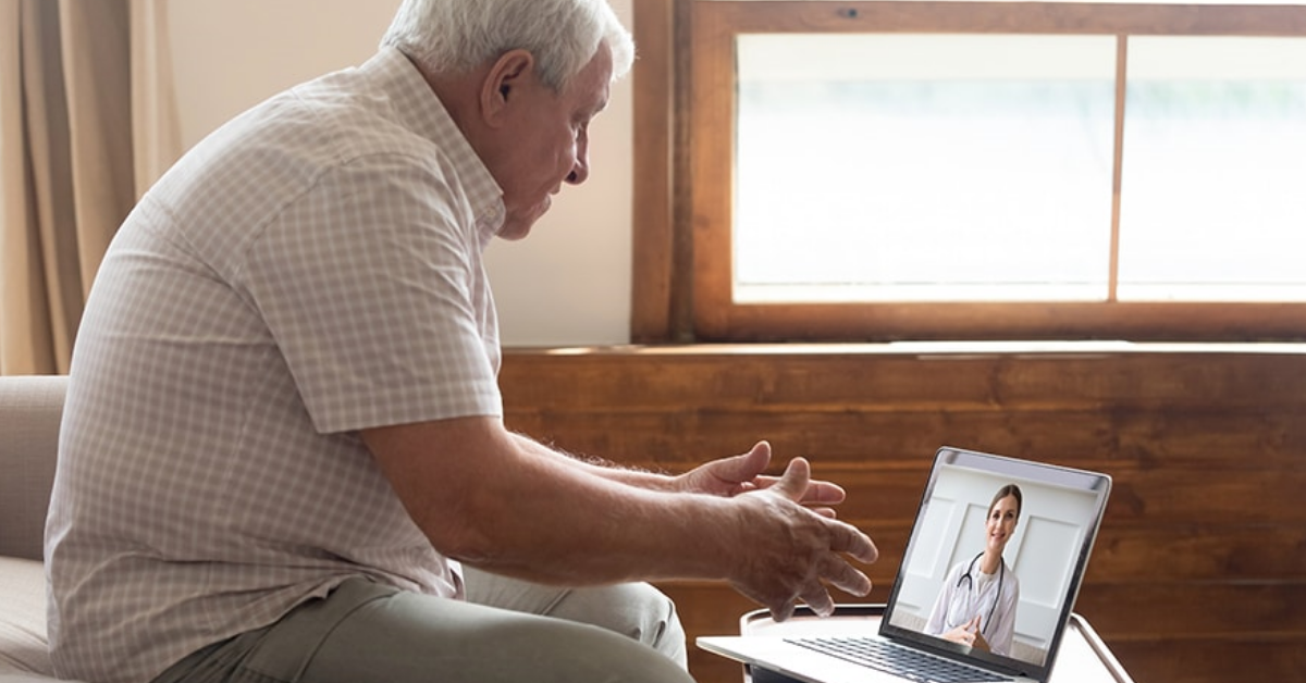 virtual healthcare visits