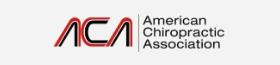 American Chiropractic Association logo