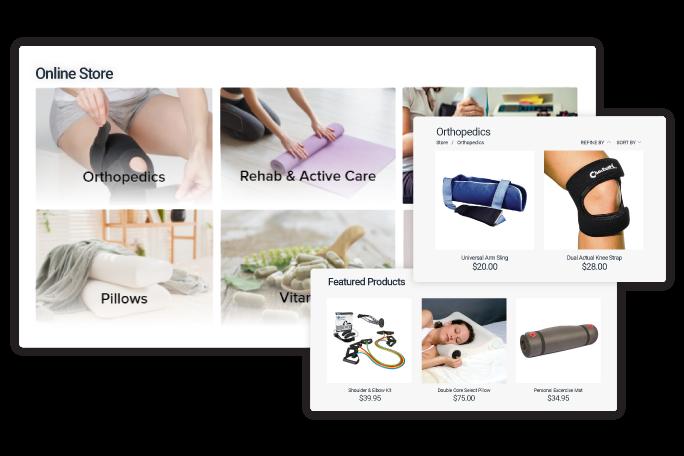 Chiro Online Store