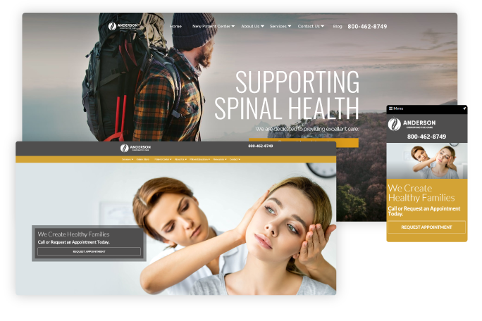 Chiro Website