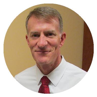 Dr Brian Hayes Portrait