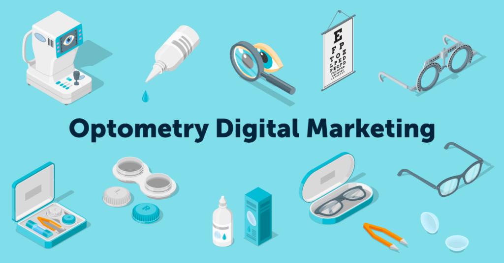 optometry digital marketing