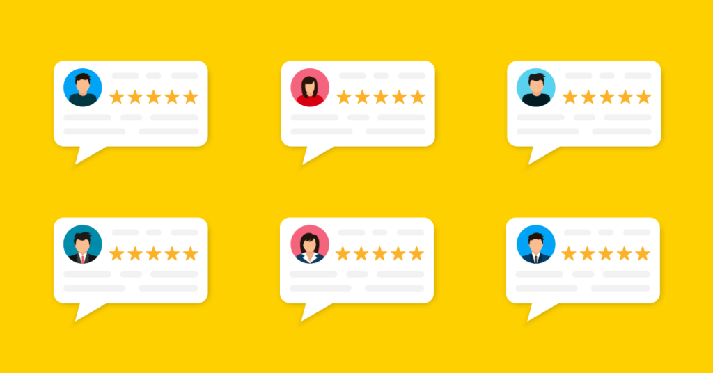 improve your online reputation and get more online reviews at your optometry practice