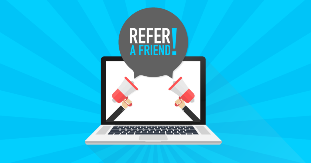 start a referral program for your optometry practice