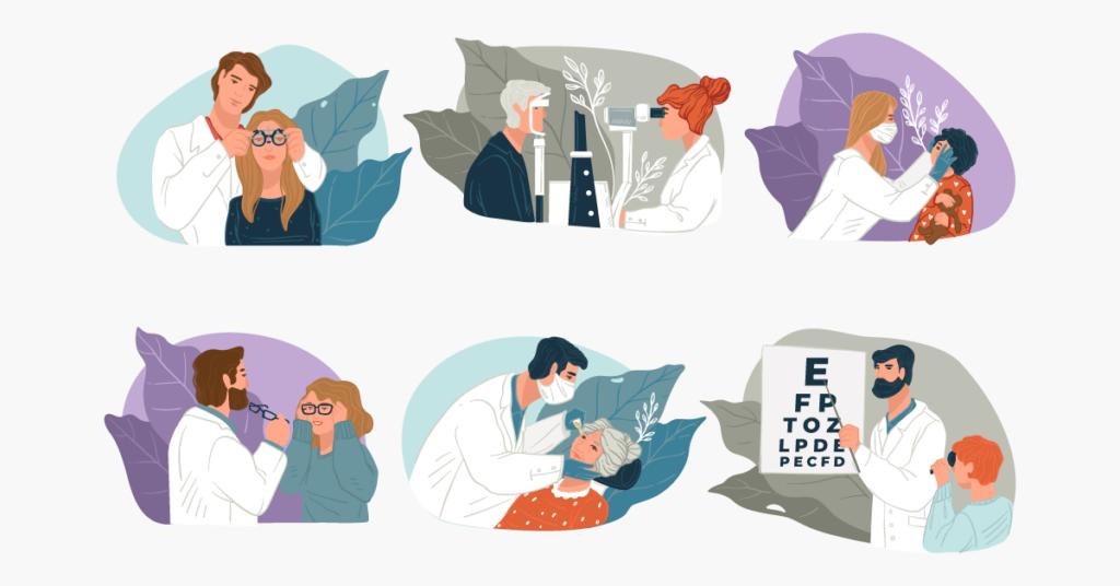 optometry website