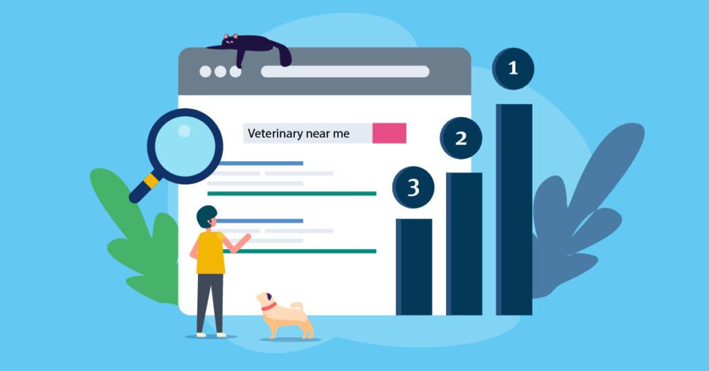 veterinary seo tips