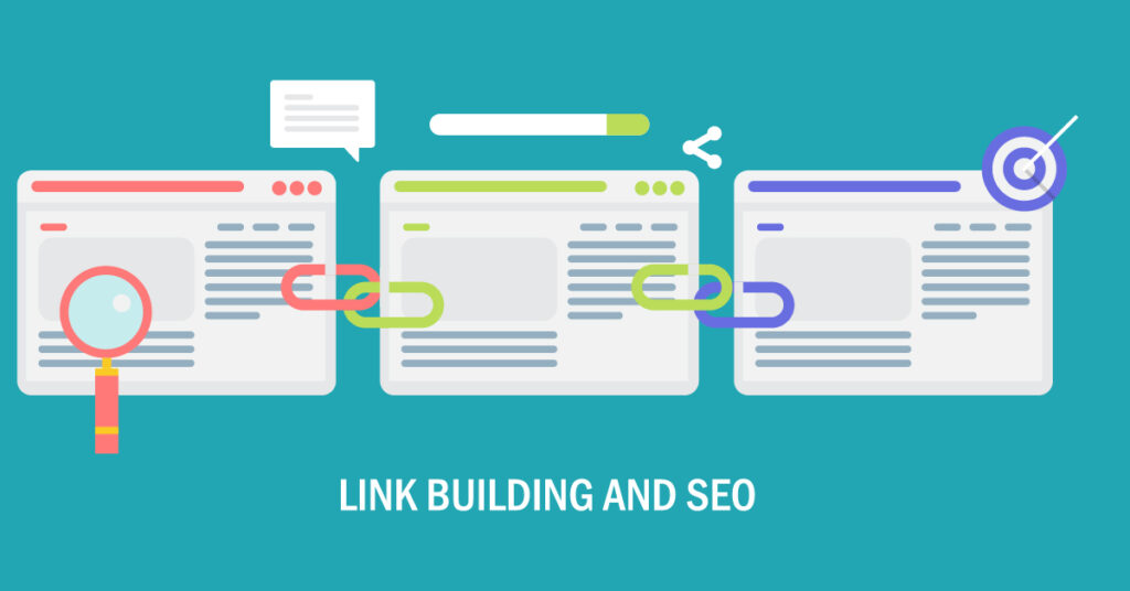 link building and backlinks for your veterinary website