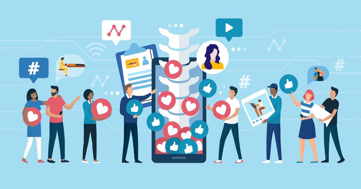 Social Media Marketing Tips for Chiropractors