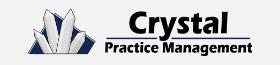 Crystal Practice Management logo