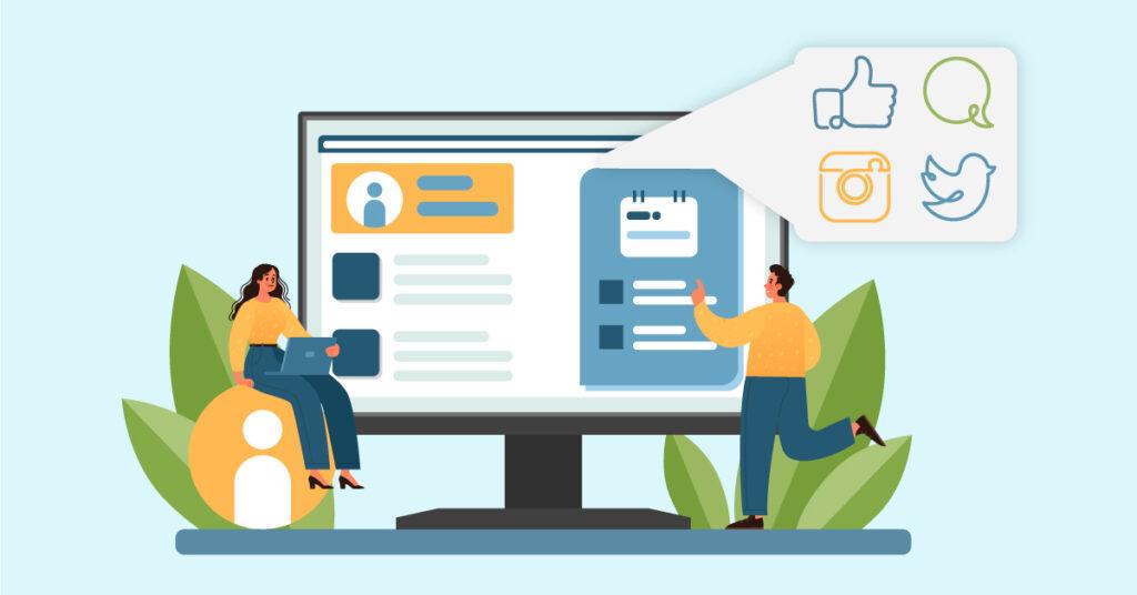 Efficient website design
